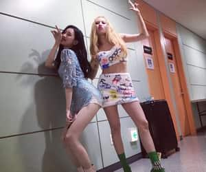 hyuna, sunmi, and kpop image