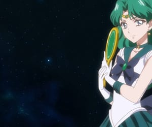 sailor neptune and sailor moon crystal image