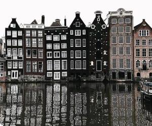 amsterdam, vacation, and holidays image