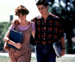 Molly Ringwald, sixteen candles, and jake ryan image