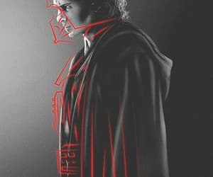 Anakin Skywalker and darth vader image