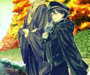 ranpo and bungou stray dogs image