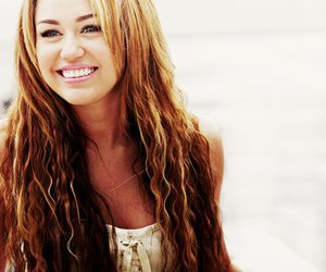 cyrus, hair, and smile image