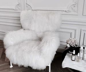 white, interior, and decor image