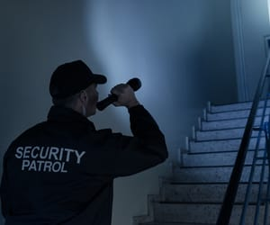 commercial alarm systems image