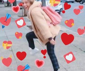 emma, hearts, and meme image