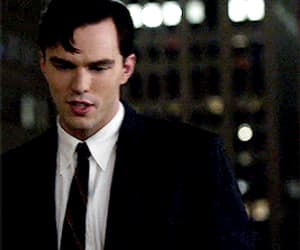 actor, nicholas hoult, and funny face image