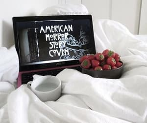 strawberry, ahs, and american horror story image