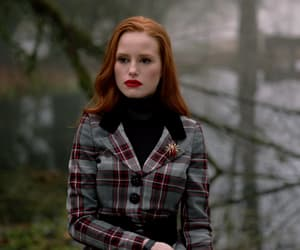 riverdale, cheryl blossom, and girl image