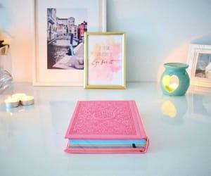 desk, faith, and islam image