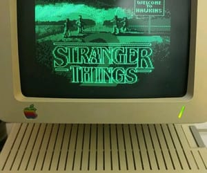 grunge, old, and stranger things image