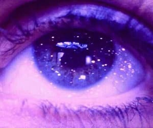 love, lana del rey, and eye image