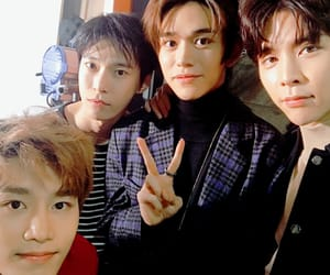 nct, johnny, and lucas image