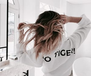 hair, style, and white image