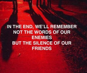 enemies, sayings, and quotes image