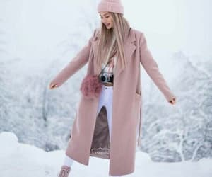 cool, dress, and winter image