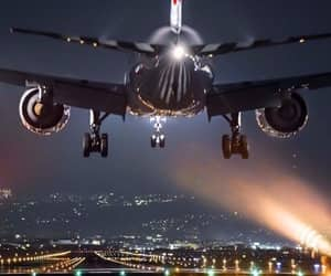 airplanes, beauty, and flight image