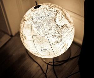 globe, light, and world image