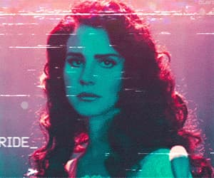 lana del rey, ride, and gif image