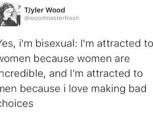 bisexual, twitter, and lgbt image