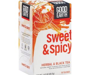 organic, blacktea, and dairyfree image