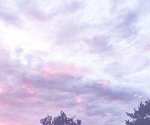 purple, sky, and lilac image