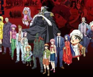 thriller, future diary, and takao hiyama image