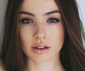 amazing, girl, and makeup image