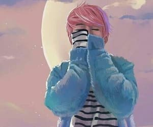 jimin, bts, and fanart image