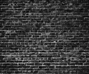 black, brick, and defeat image