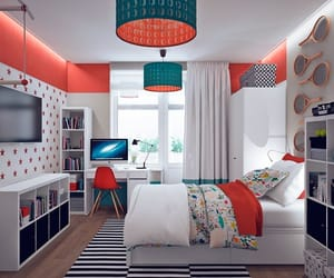 decorate, kids bedroom, and kids room image