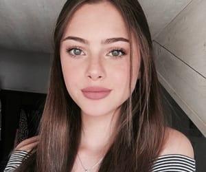 eyes, lips, and fashion image