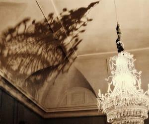 inspiration, vintage, and chandelier image