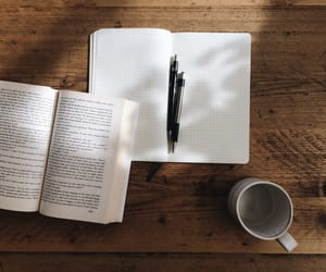 book and writing image