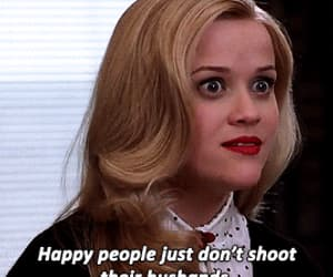 elle woods, funny, and gif image