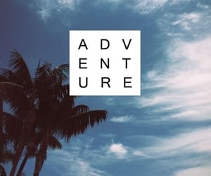 adventure, summer, and sky image