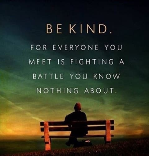 quotes, kind, and kindness image