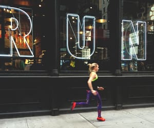 fitness, run, and running image