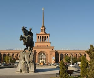 armenia, station, and david image