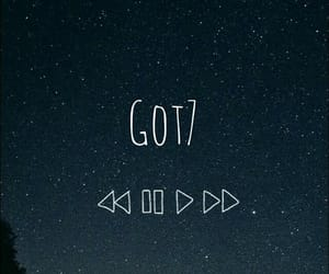 wallpaper and got7 image