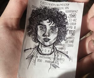 stranger things, art, and draw image