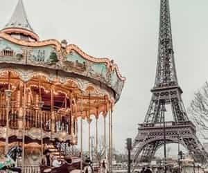 eiffel, europe, and france image