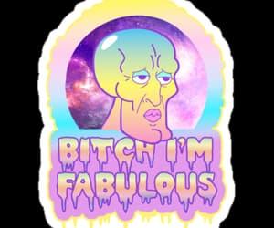 grunge and sticker image