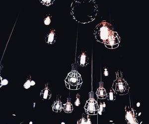 light, dark, and black image