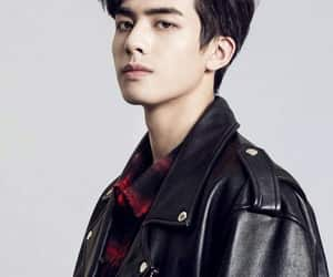 asian boy, lay, and song weilong image