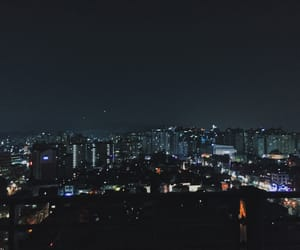 city, cityscape, and night image
