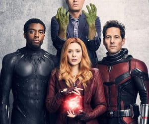 Hulk, Marvel, and black panther image