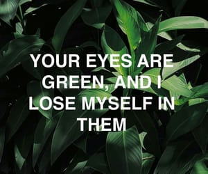 eyes, green, and me image