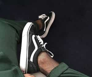 aesthetic, street style, and vans image