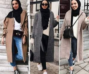 coat and hijab image